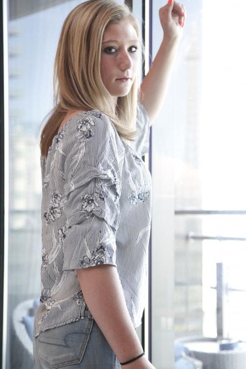 April Aniston