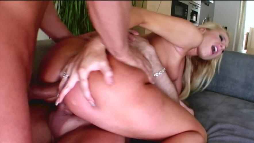 Angelina Love is a DP Slut