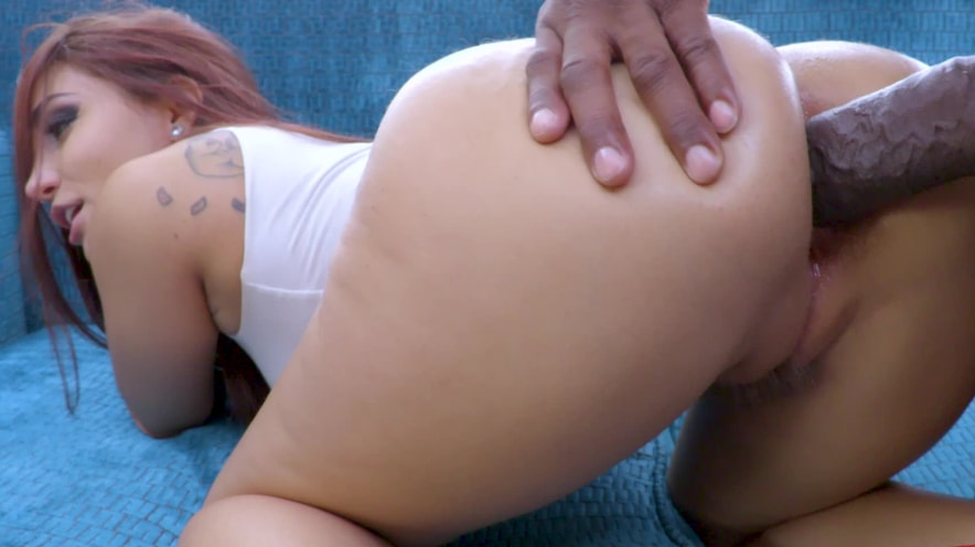 Gabriella Paltrova Has A Dirty Mouth And Bbc In Her Ass